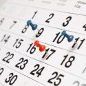 De kalender is er!